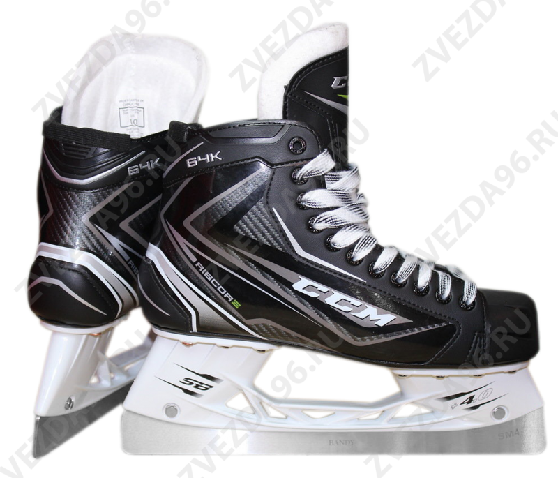 Коньки CCM RIBCOR 64K Bandy JR