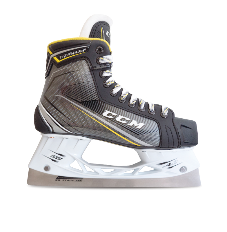 Коньки CCM TACKS TITANIUM 2 JR