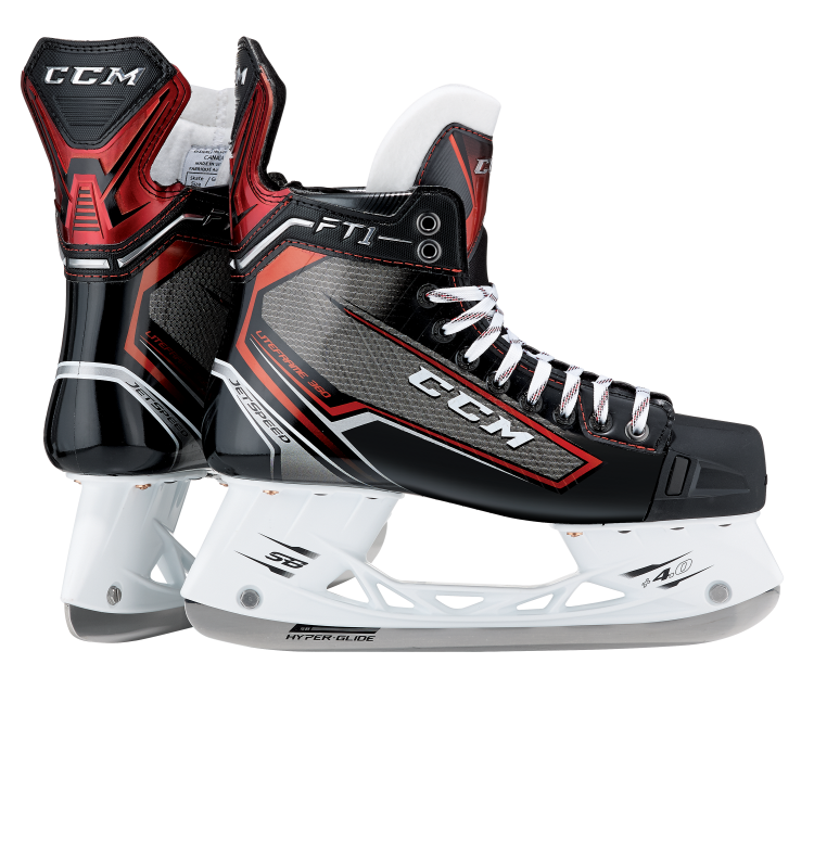 Коньки CCM JETSPEED FT1 JR