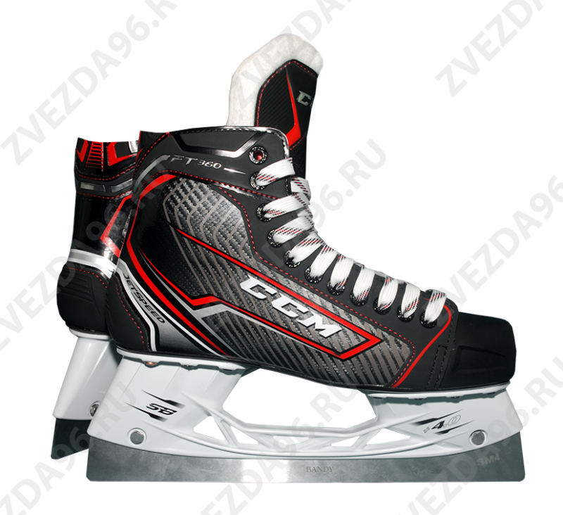 Коньки CCM JETSPEED FT360 Bandy SR